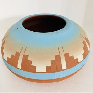 Native American Pottery by High Elk Sioux